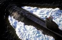 Submarine, Nuclear, USA