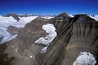 Clemenceau Icefields, British Columbia, Canada