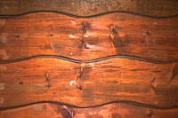 Close_up of the surface of polished wood