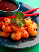 Sweet & Sour Prawn Chilli