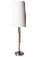 Lamp with paper shade uid 1197081