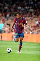 Thierry Henry, French footballer, FC Barcelona, 2009
