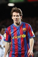 Barcelona, Camp Nou Stadium, FC Barcelona, Leo Messi, 2010