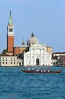 Church of San Giorgio Maggiore, Venice, Veneto, Italy