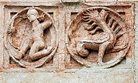 Baptistery, Parma, Emilia-Romagna, Italy