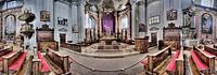 baroque parish church in Stockerau, Weinviertel Region, Lower Austria, Austria