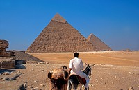 Pyramids of Giza,Egypt