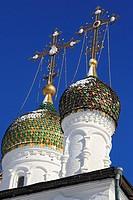Sretensky monastery, Gorohovets, Vladimir region, Russia