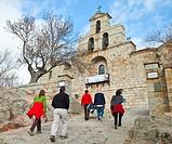 Virgen de la Cabeza Sanctuary. Sierra de Andújar Natural Park. Jaén province. Andalucía. Spain.