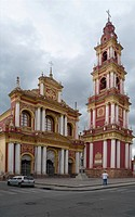 San Francisco church, Salta, Argentina