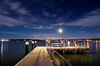 Dock, Lake Macquarie, New South Wales, Australia