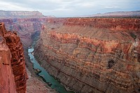 USA, Arizona, Grand Canyon, Toroweap viewpoint