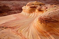 USA, Utah, Coyote Buttes, Second Wave