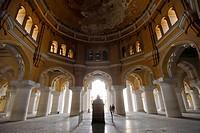 Thirumalai Naicker Mahal, Madurai, Tamil Nadu, India