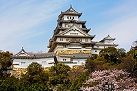 NR Himeji Castle , Built 1580, Japans most magnificent castle in original condition