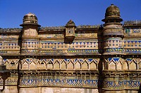 Man Mandir palace , Gwalior , Madhya Pradesh , India