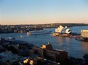 Cityscape of Sydney Harbour, Australia
