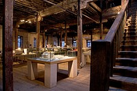 architect office, loft in converted factory, Souzhou Creek