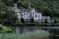 Kylemore Abbey, North Connemara, Kylemore, County Galway, Ireland