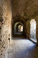 Amphitheatre in Cadiz, Province Cadiz, Andalucia, Spain