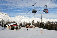 Alp Surley _ Martel, Hossa Bar, Corvatsch, Sankt Moritz, Grisons, Switzerland