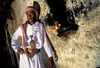 Asia,Yemen,Shabwa, ancient caravan city,portrait