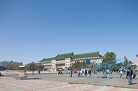 Geologic Palace, Cultural Plaza, Changchun, Jilin Province, China