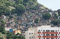 Slum, Rio de Janeiro, Brazil