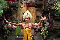 Legong dance show, Bali, Indonesia