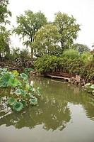 Garden to Liuyuan, Suzhou, Jiangsu Province, China