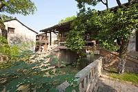 Yudu bridge, old town of Wuzhen, Zhejiang, China