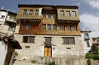 Greece, Macedonia, Castoria, Traditional Mansion