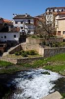 Cifuentes river, Trillo, La Alcarria, Guadalajara province, Castilla-La Mancha, Spain