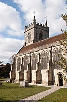 Salisbury Art Centre formally St Edmund´s Church