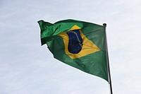 Flag of Brazil, São Paulo, Brazil