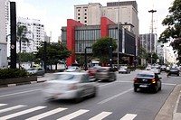 MASP, Museum of Arts of São Paulo, Paulista Avenue, São Paulo, Brazil