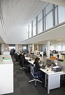 Offices, Fatronik-Tecnalia, San Sebastian, Gipuzkoa, Euskadi, Spain