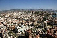 Málaga, Costa del Sol, Andalusia, Spain
