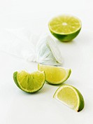 Lime, cut into pieces for juicing