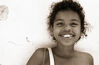 girl in old havana cuba