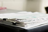 Stack of documents (thumbnail)