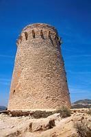Torre de Cap d´Or, Teulada, Alicante province, Comunidad Valenciana, Spain