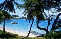 República Dominicana Península de Samaná Cayo Levantado / Levantado key