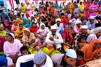 India, Punjab, Tarn Taran, sikh meeting