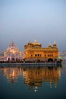 India, Punjab, Amritsar, the Golden Temple