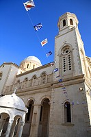 Cyprus, Limassol, Agia Napa cathedral