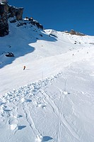 Switzerland, canton of Valais, Ayent, ski station of Anzere.