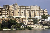 The City Palace, Udaipur, Rajasthan, India