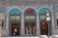 H&M Fashion, Qianmen Street, Beijing, China