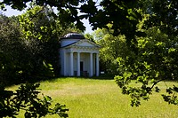 Temple of Bellona, Kew Gardens, London, England